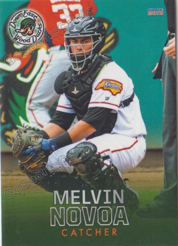 2018 Down East Wood Ducks Melvin Novoa