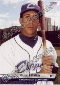 2009 Columbus Clippers Michael Brantley