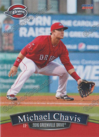 2016 Greenville Drive Team Set