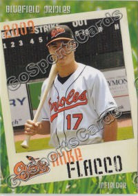 2009 Bluefield Orioles Mike Flacco