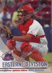 2004 GrandStand Northwest League All Star Mike Nickeas