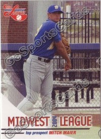 2004 Midwest League Top Prospects Mitch Maier