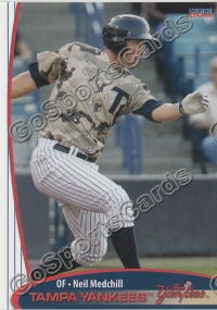 2011 Tampa Yankees Neil Medchill