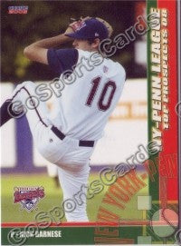 2008 New York Penn League Top Prospects Nick Barnese