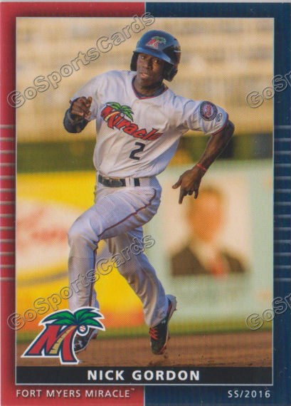2016 Fort Myers Miracle Team Set