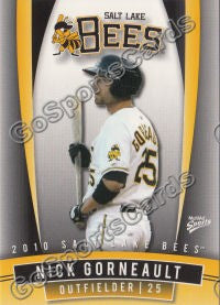 2010 Salt Lake Bees SGA Nick Gorneault
