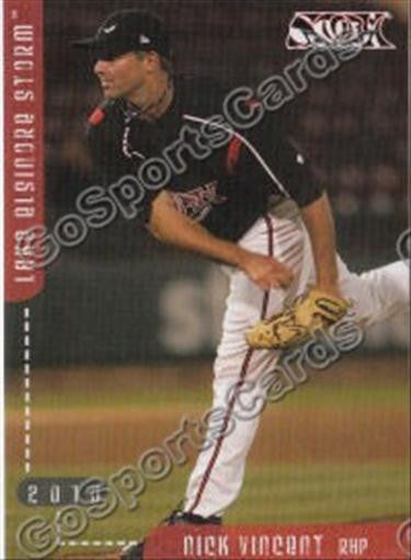 2010 Lake Elsinore Storm Team Set