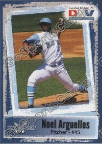2011 Wilmington Blue Rocks DAV Noel Arguelles