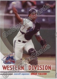 2004 GrandStand Northwest League All Star Omar Falcon