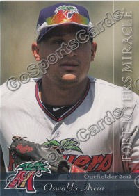 2012 Fort Myers Miracle Team Set