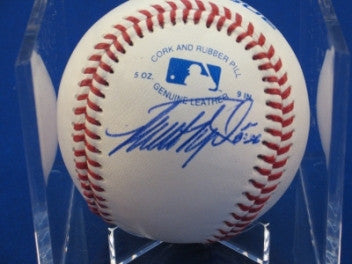 Paul Byrd signed Baseball Auto