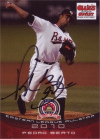 Pedro Beato 2010 Eastern League All Star (Autograph)