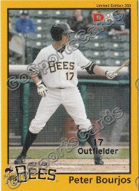 2010 Salt Lake Bees DAV Peter Bourjos