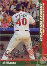 2008 New York Penn League Top Prospects Phil Disher