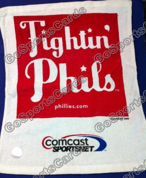Philadelphia Phillies 2008 Playoff Rally Towel Comcast