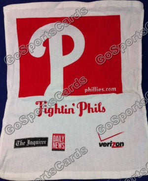Philadelphia Phillies 2008 Playoff Rally Towel Daily News