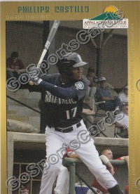 2012 Appalachian League Top Prospects Appy Phillips Castillo