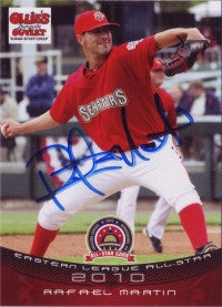 Rafael Martin 2010 Eastern League All Star (Autograph)