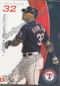 2009 Texas Rangers DAV Team Set