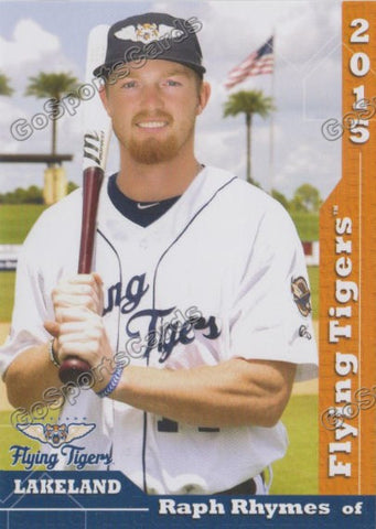 2015 Lakeland Flying Tigers Team Set