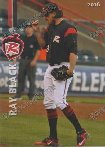 2016 Richmond Flying Squirrels Team Set
