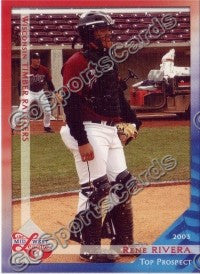 2003 Midwest League Top Prospects Rene Rivera