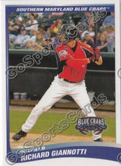 2009 Southern Maryland Blue Crabs Richard Giannotti Go Sports Cards To connect with richard, sign up for facebook today. go sports cards