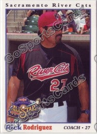 2008 Pacific Coast League All Star Rick Rodriguez