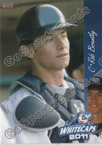 2011 West Michigan Whitecaps Team Set