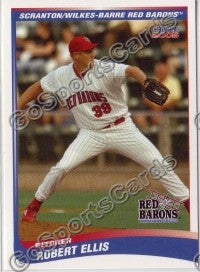 2005 Scranton Red Barons Robert Ellis