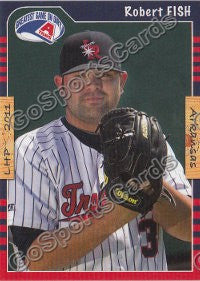 2011 Arkansas Travelers Robert Fish