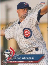 2011 Daytona Cubs Rob Whitenack