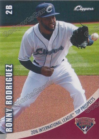 2016 International League Top Prospect Ronny Rodriguez