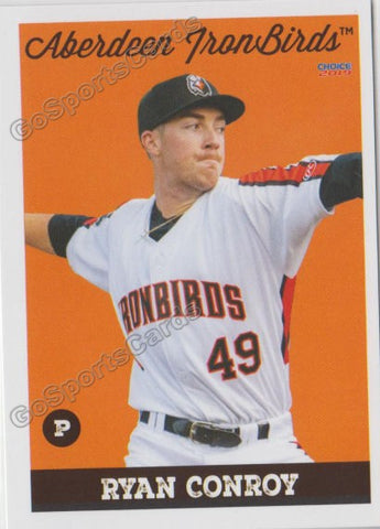 2019 Aberdeen Ironbirds Ryan Conroy