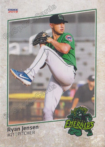 2019 Eugene Emeralds Ryan Jensen