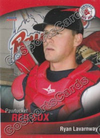 2012 Pawtucket Red Sox Team Set