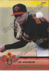 2010 Rochester Red Wings Ryan Mullins