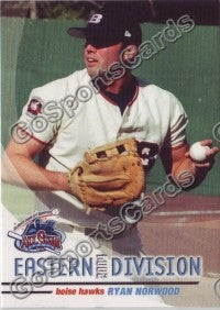 2004 GrandStand Northwest League All Star Ryan Norwood