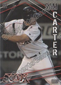 2008 Lake Elsinore Storm Sam Carter