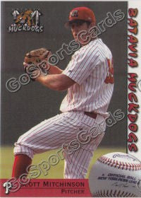 2005 Batavia MuckDogs Scott Mitchinson