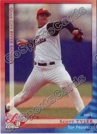 2003 Midwest League Top Prospects Scott Tyler