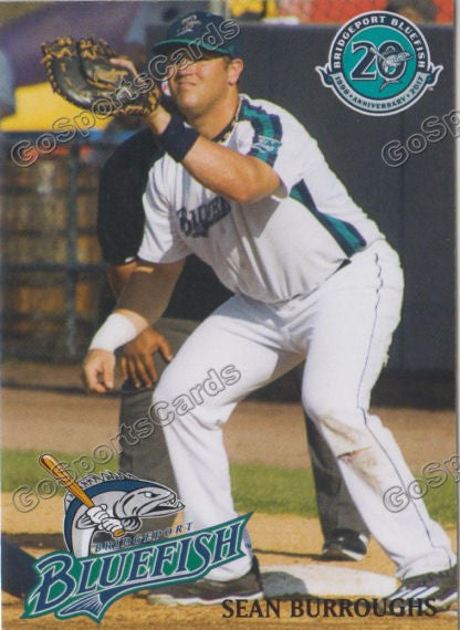 2017 Bridgeport Bluefish Sean Burroughs