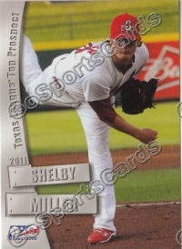 2011 Texas League Top Prospects Shelby Miller