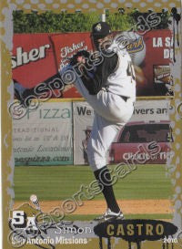 2010 San Antonio Missions Team Set