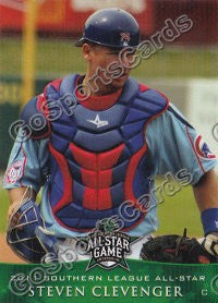 2011 Southern League All Star North Division Steven Clevenger