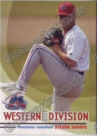 2004 GrandStand Northwest League All Star Steven Sharpe