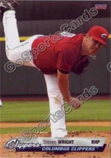 2010 Columbus Clippers Team Set