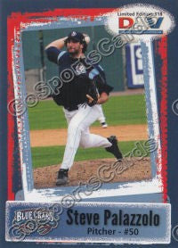 2011 Southern Maryland Blue Crabs DAV Steve Palazzolo