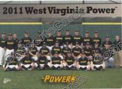 2011 West Virginia Power Team Photo