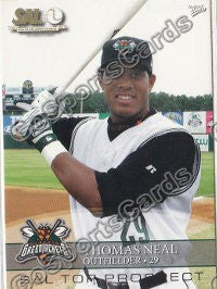 2008 South Atlantic League Top Prospects Thomas Neal